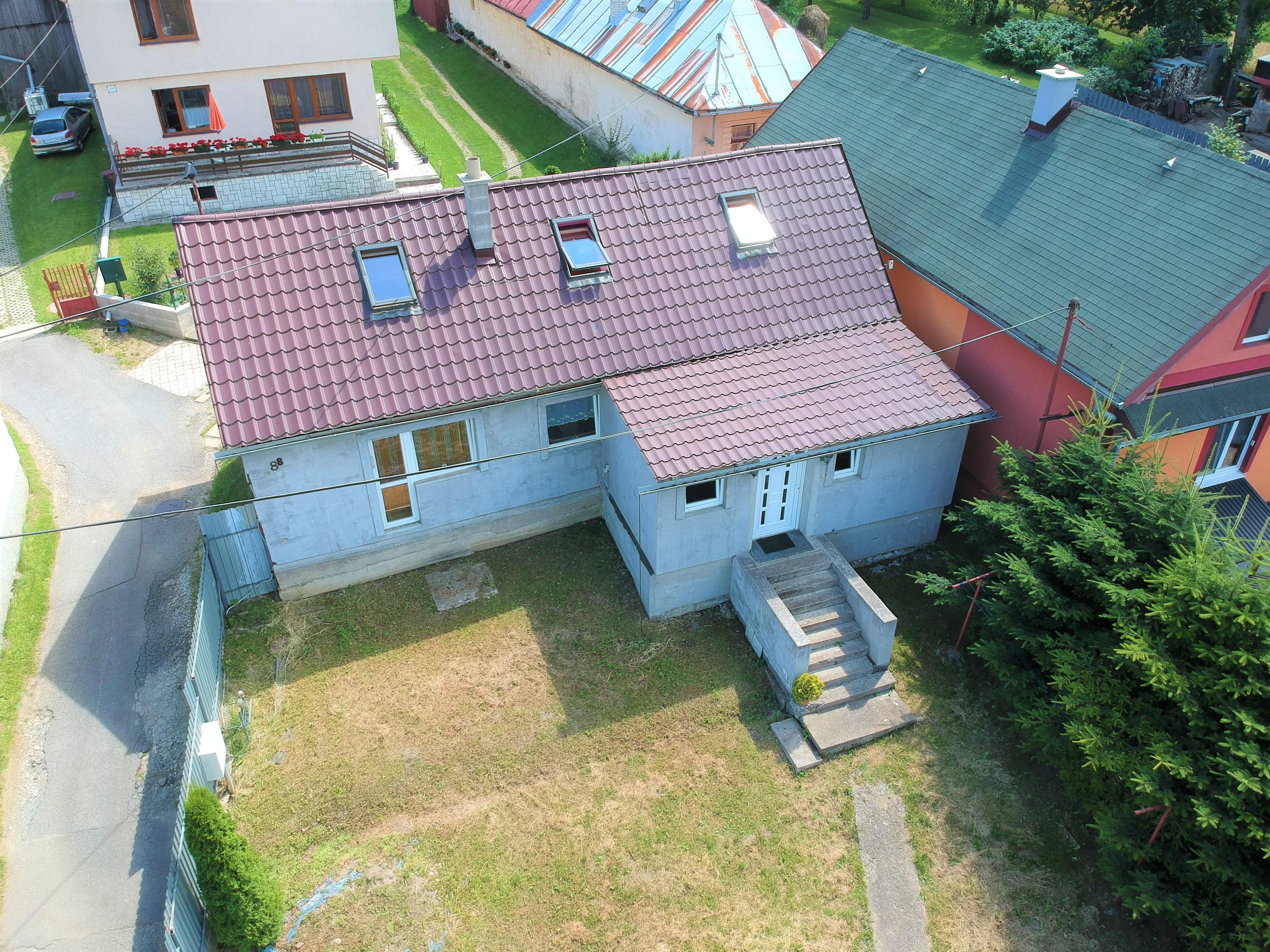 .:PREDANÉ:. Rodinný dom/chalupa Torysa, okres Sabinov